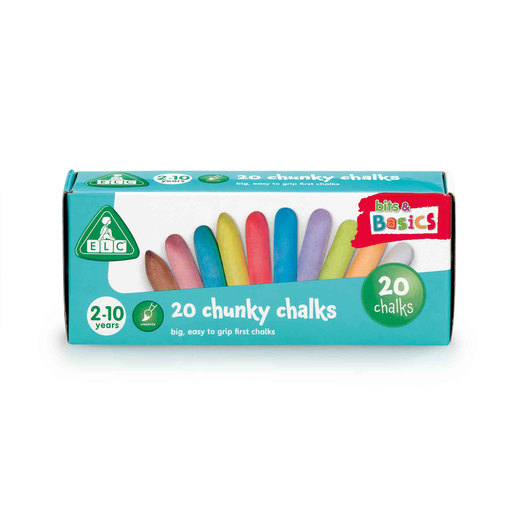 Early Learning Centre 20 Chunky Chalks