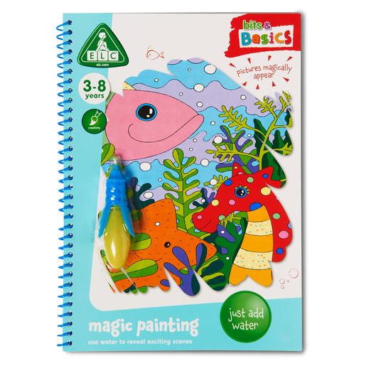 Early Learning Centre Magic Painting Book