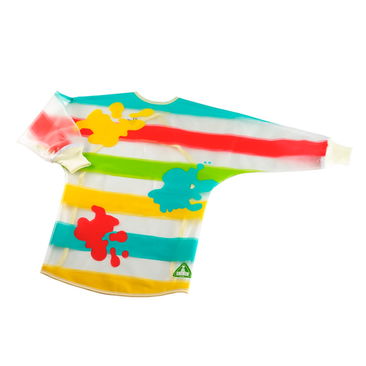 Early Learning Centre Striped Apron 3-4 Years