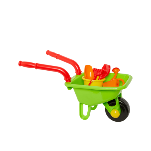 Early Learning Centre Wheelbarrow Set