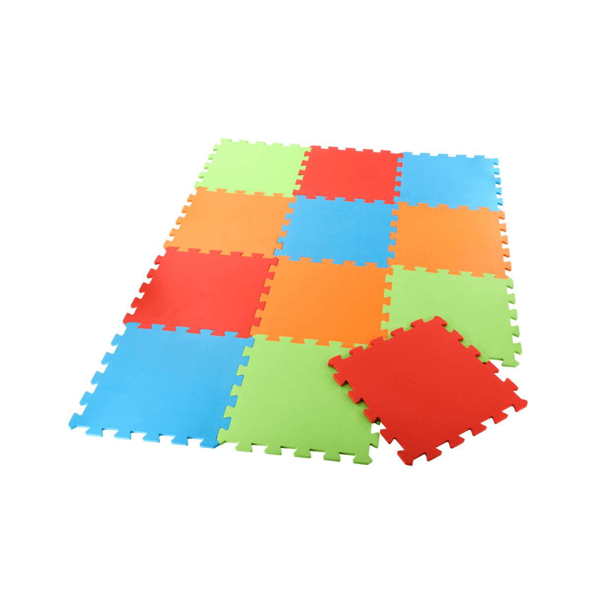 Early Learning Centre Soft Playmat - 12 Pieces
