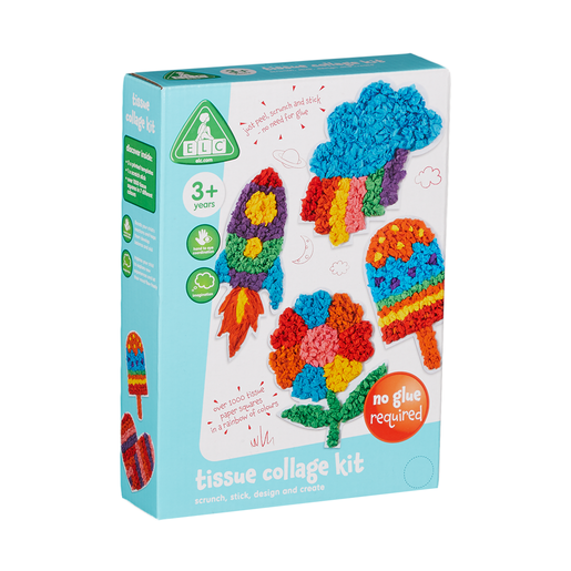 Early Learning Centre Tissue Collage Kit