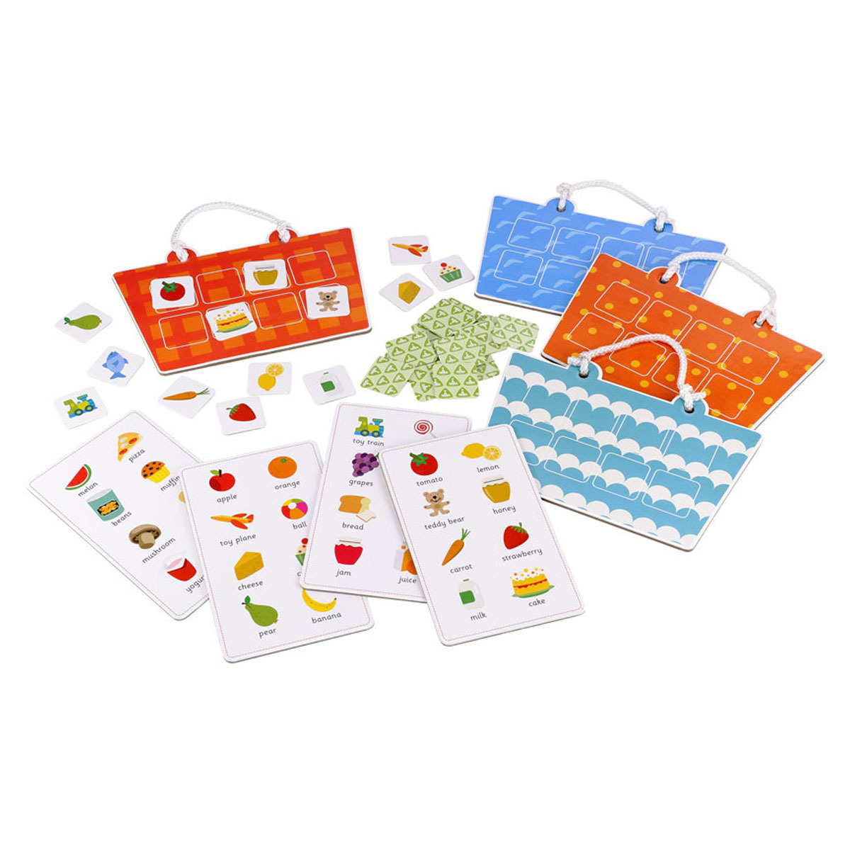 Early Learning Centre Shopping Bingo Game