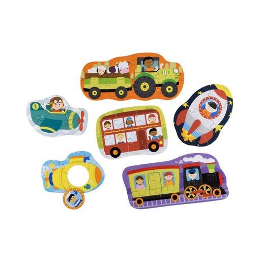 Early Learning Centre Vehicle Puzzle