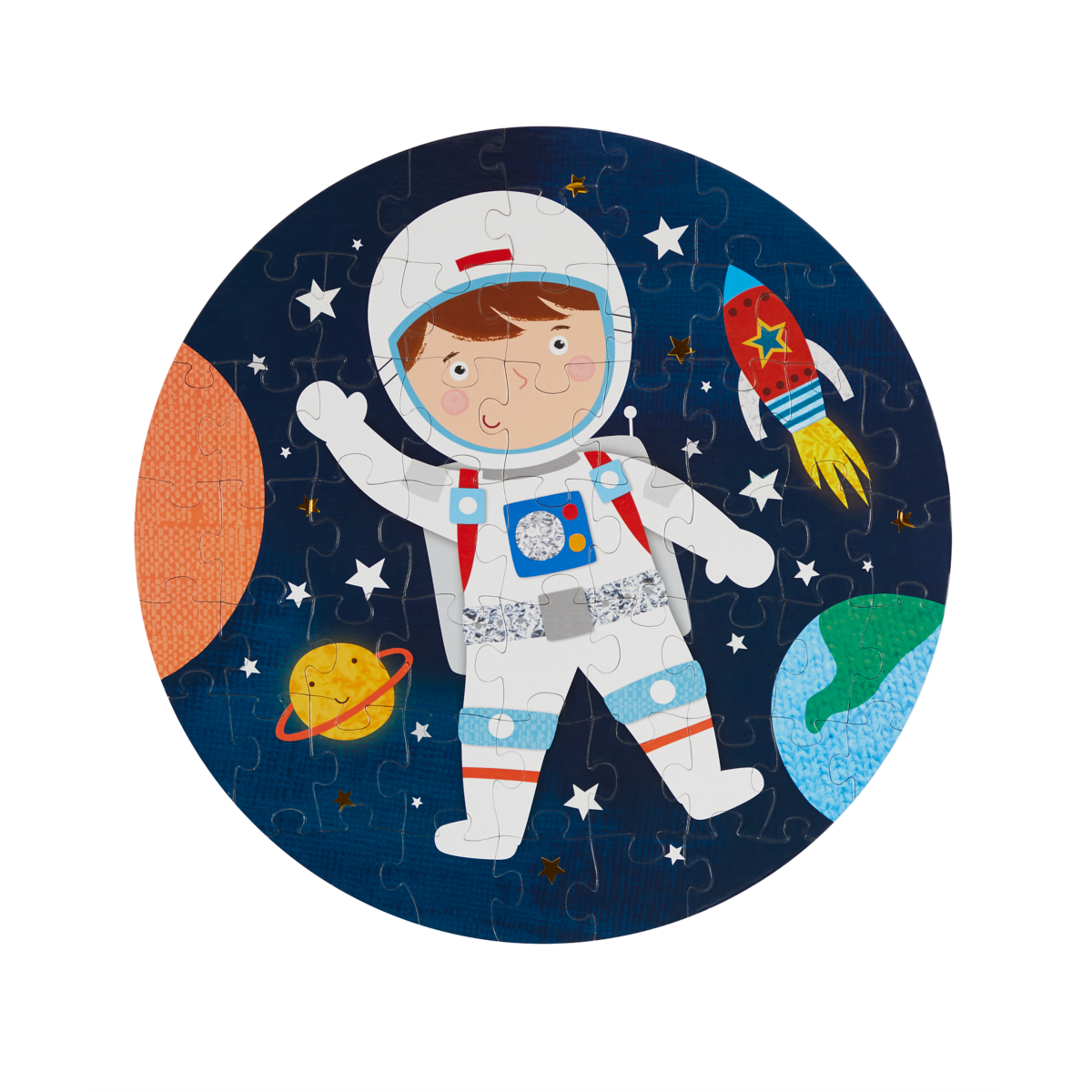 Early Learning Centre Astronaut Puzzle