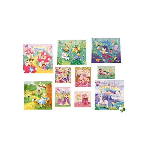 Early Learning Centre 10-in-1 Fairy Adventure Puzzles