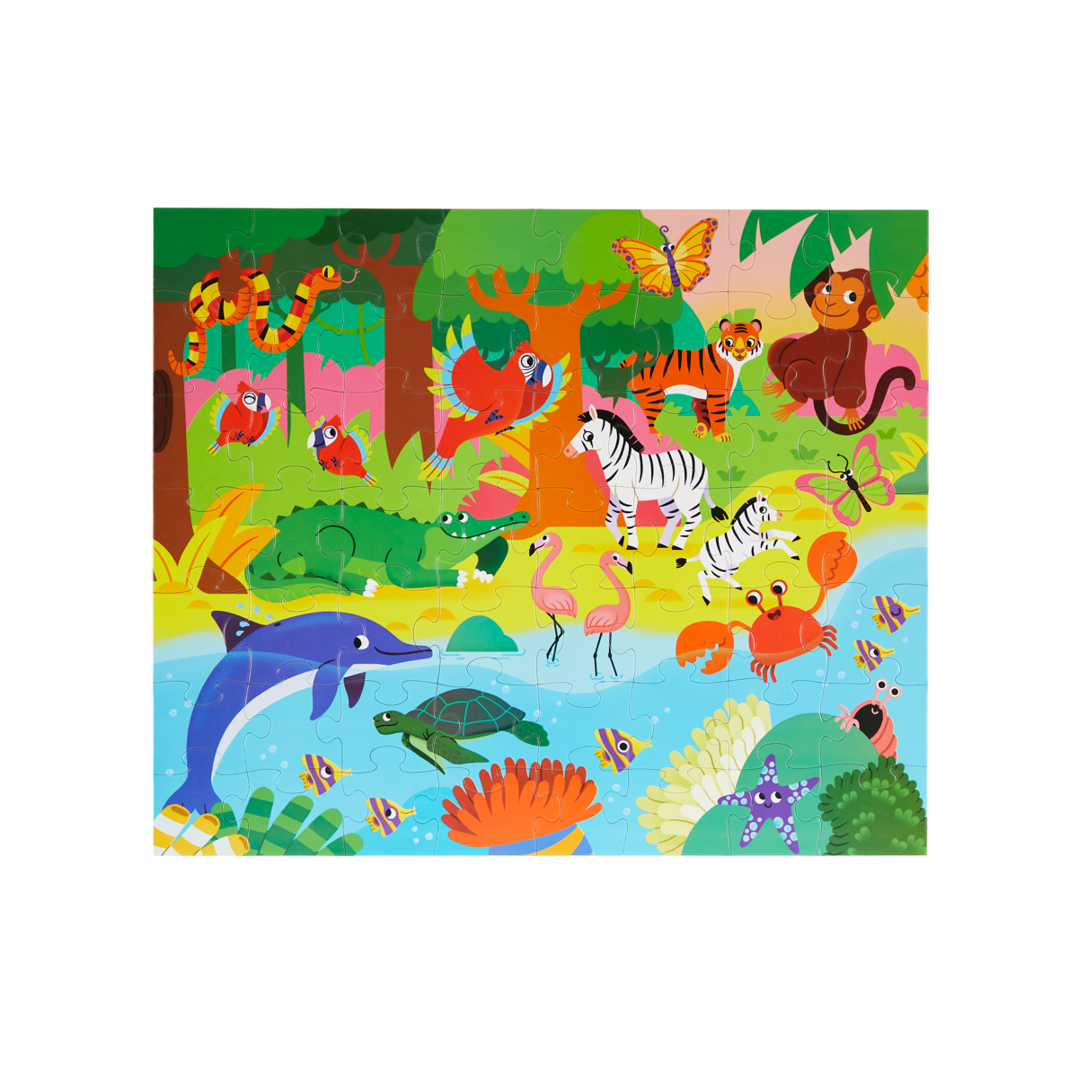 Early Learning Centre Wildlife Puzzle from Early Learning Center