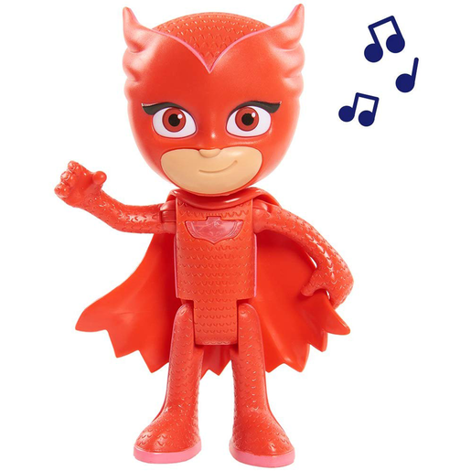 PJ Masks 15cm Talking Figure - Talking Owlette