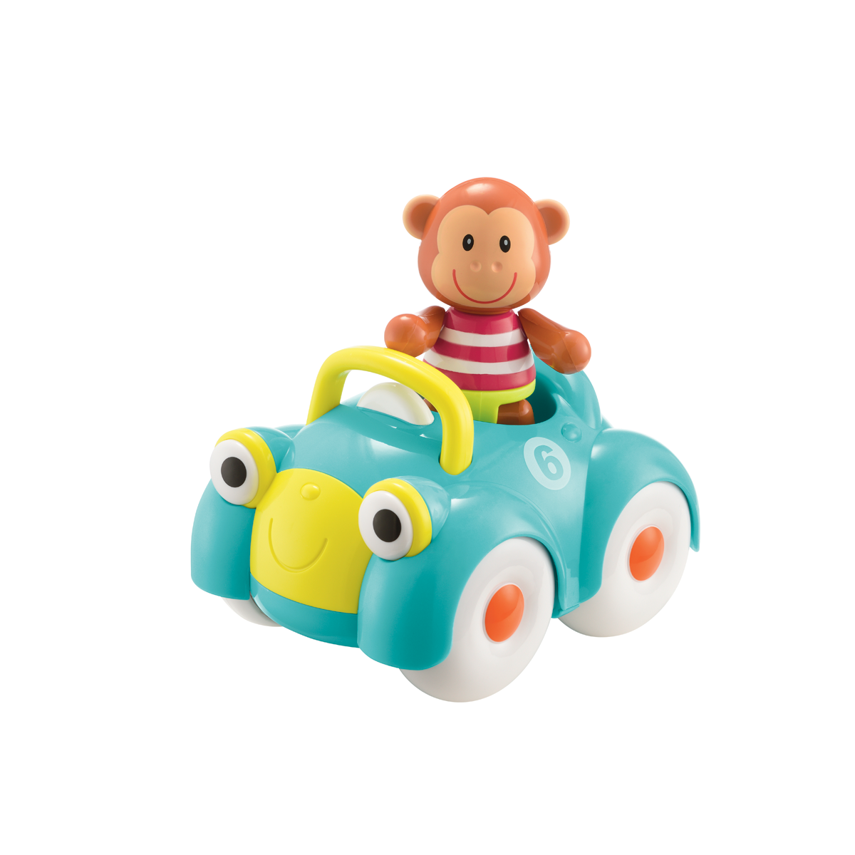 Early Learning Centre Monty Monkey and His Motor Car