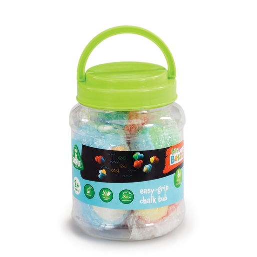 Early Learning Centre Bits & Basics Easy-Grip Chalk Tub