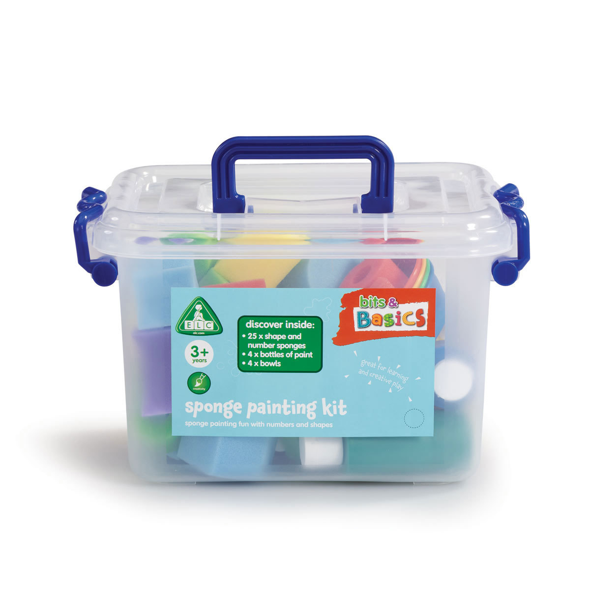 Early Learning Centre Sponge Painting Kit