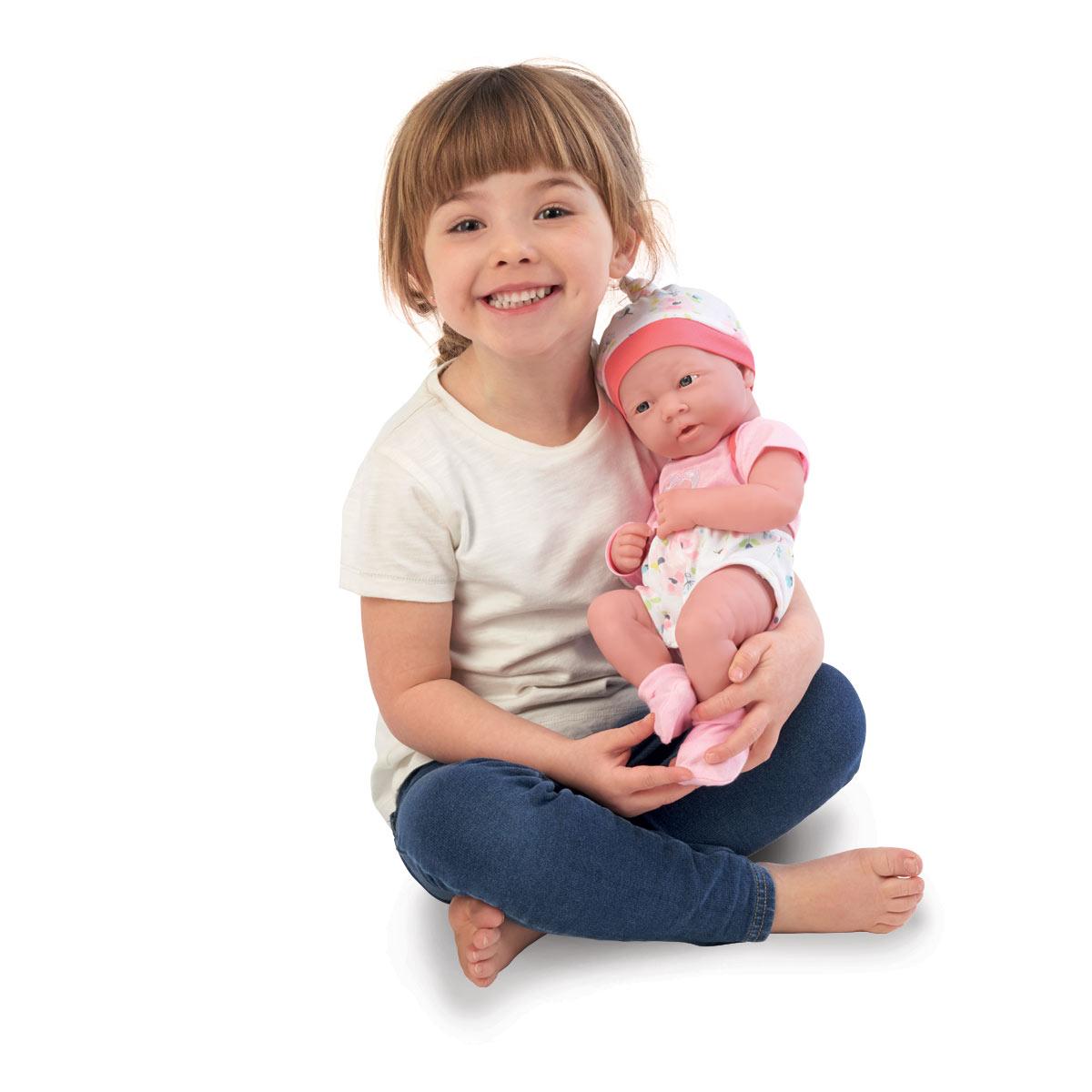 Cupcake Newborn Baby Girl 26cm Doll