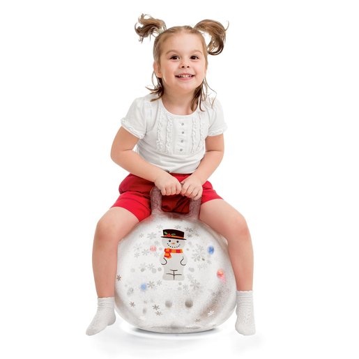Snow Globe LED Bouncer