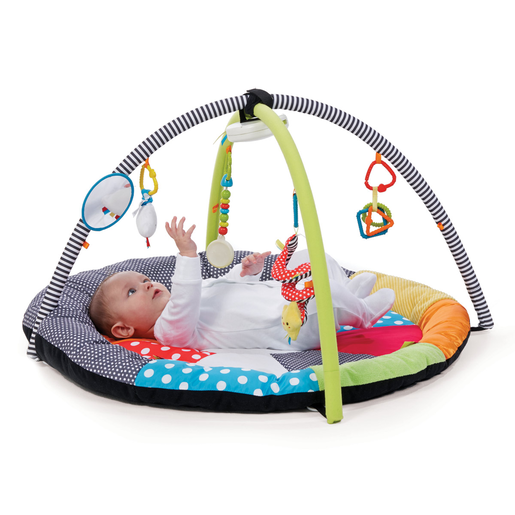 Little Senses Glowing Sensory Playmat and Arch