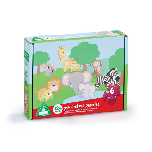 Early Learning Centre You and Me Puzzle