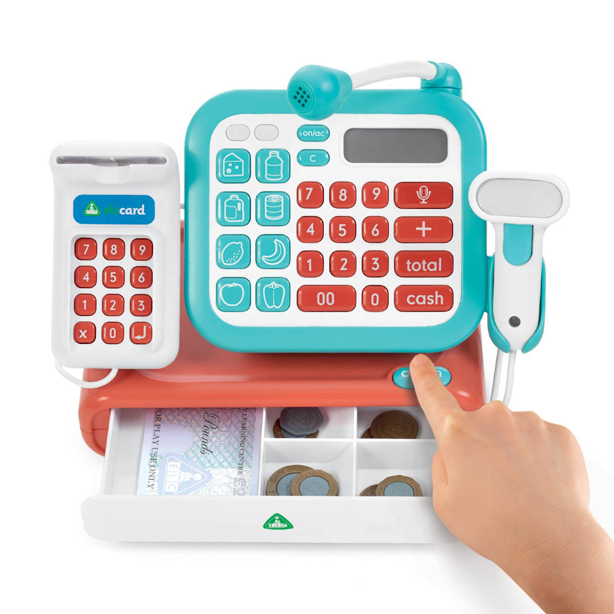 Early Learning Centre Cash Register Playset