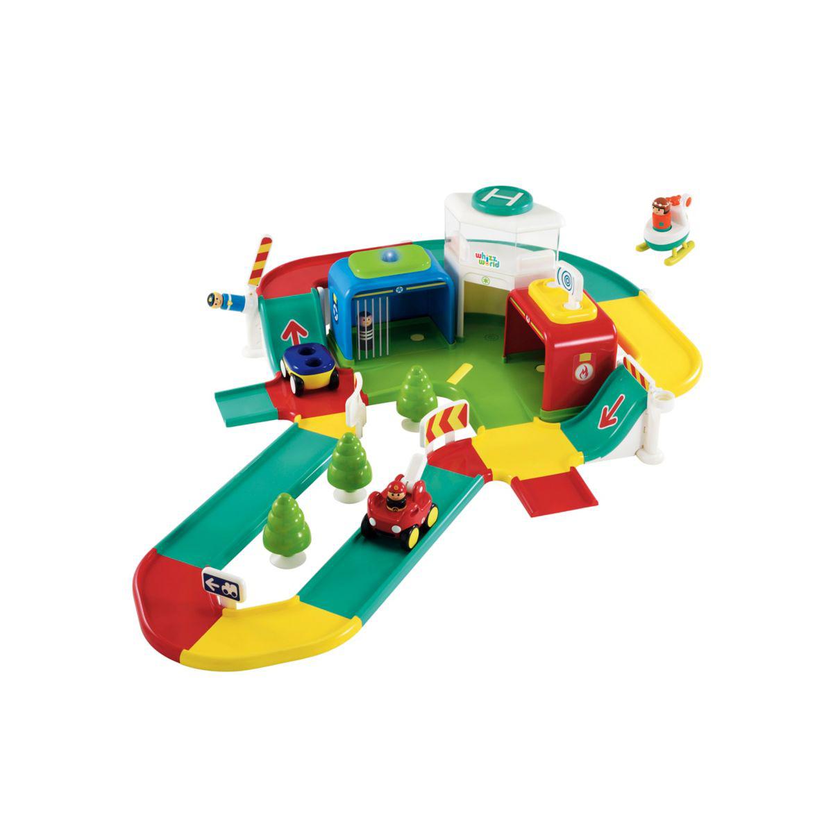 Whizz World Rescue Centre
