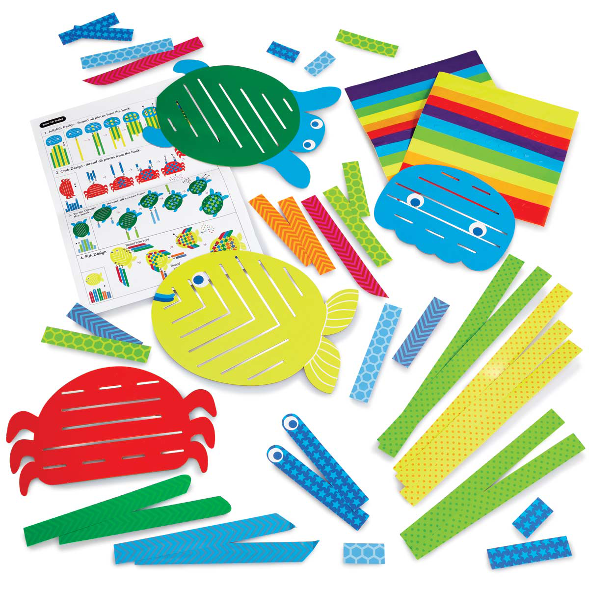 Early Learning Centre Paper Weaving Kit