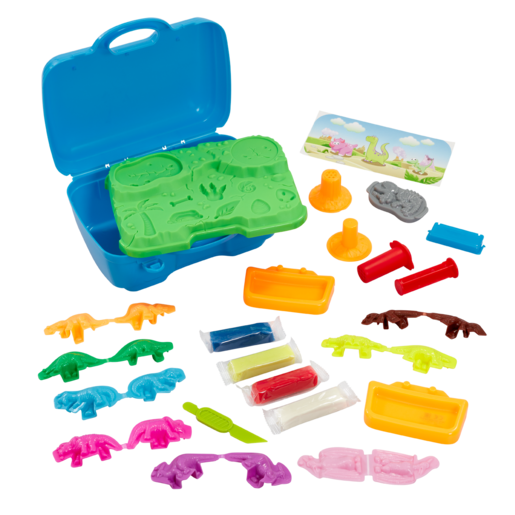 Early Learning Centre Soft Stuff Dino Case
