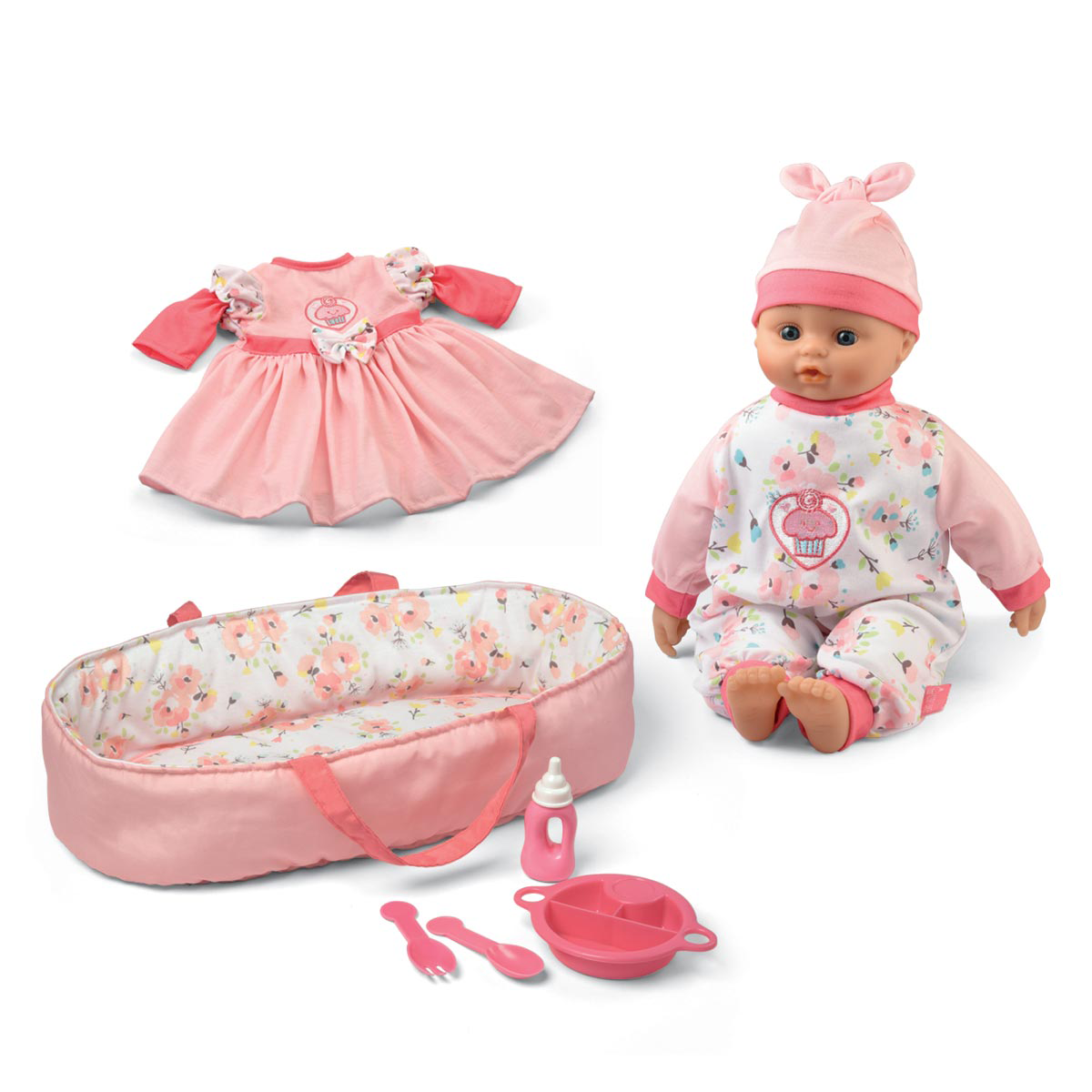 Cupcake Dolly Collection Set from Early Learning Center