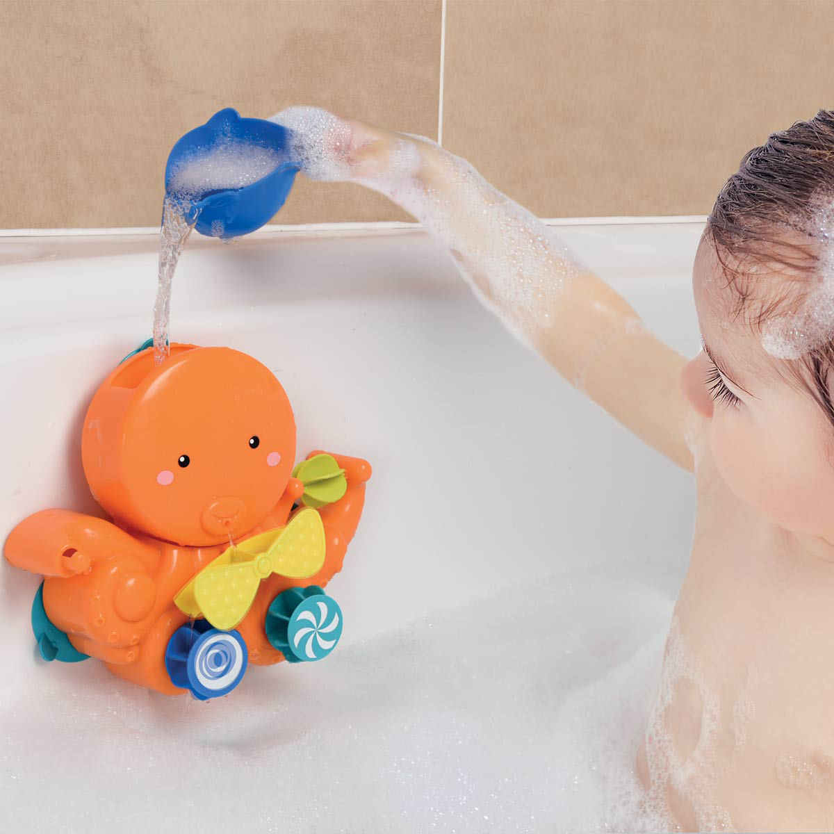 Early Learning Centre Bath Octopus from Early Learning Center