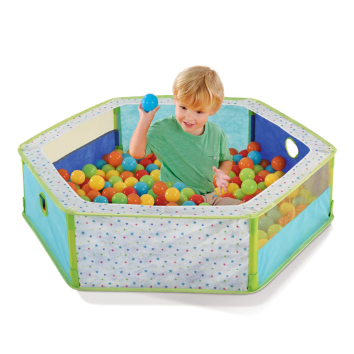 Hexagon Ball Pit