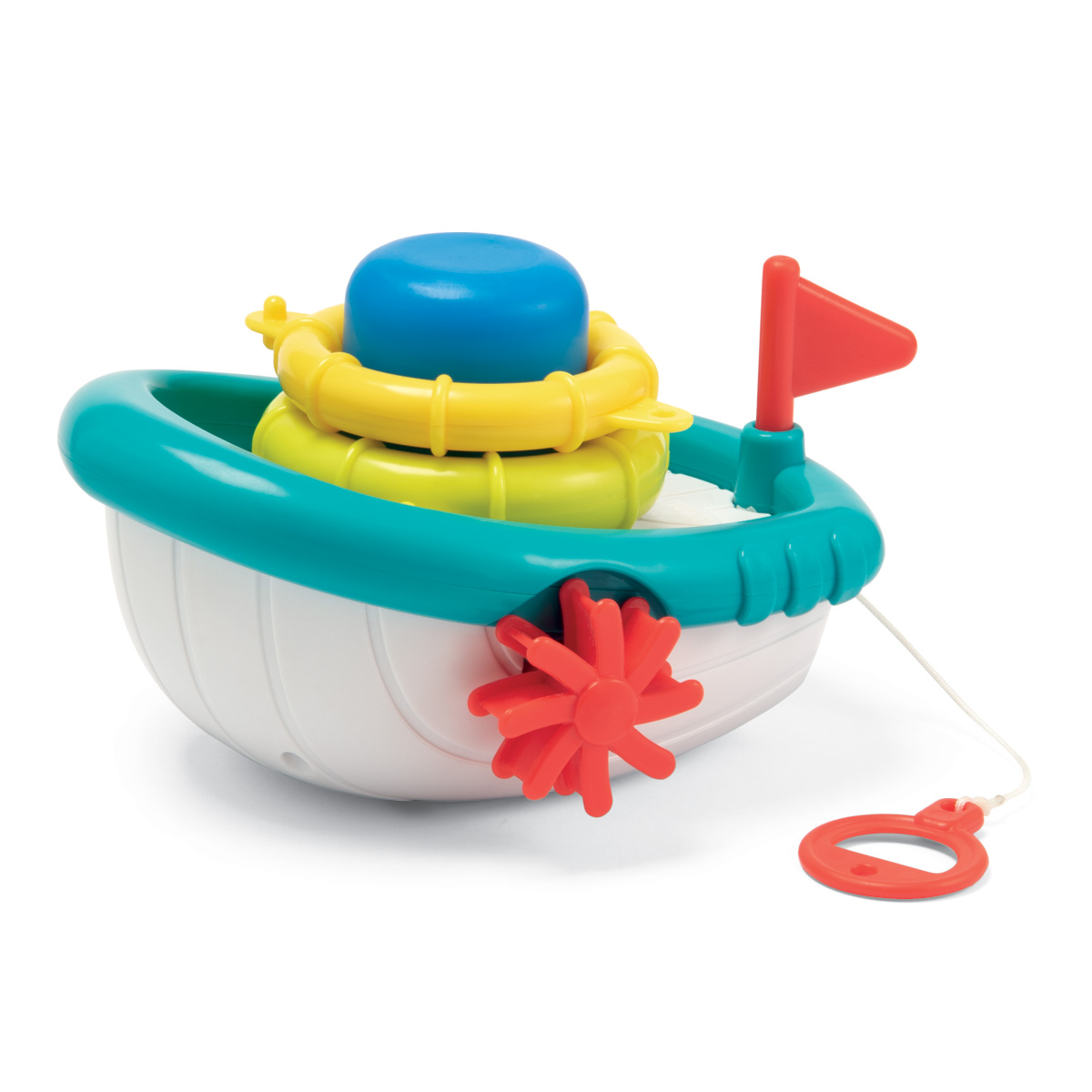 Early Learning Centre Bathtime Pull and Go Tug Boat