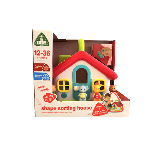 Early Learning Centre Shape Sorting House