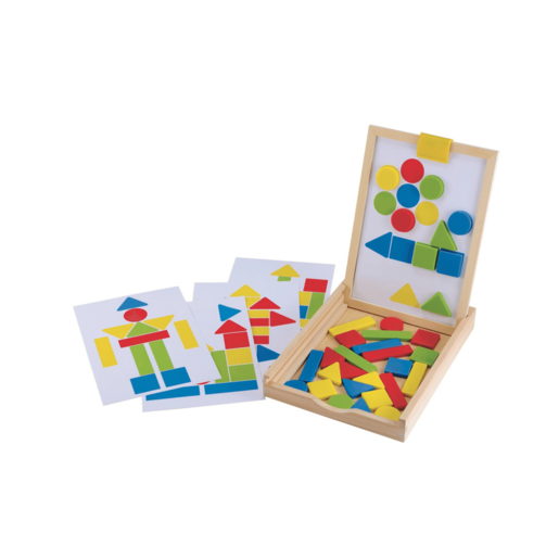 Early Learning Centre Wooden Magnetic Play Box