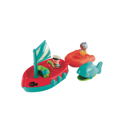 Early Learning Centre Bathtime Rescue Boat