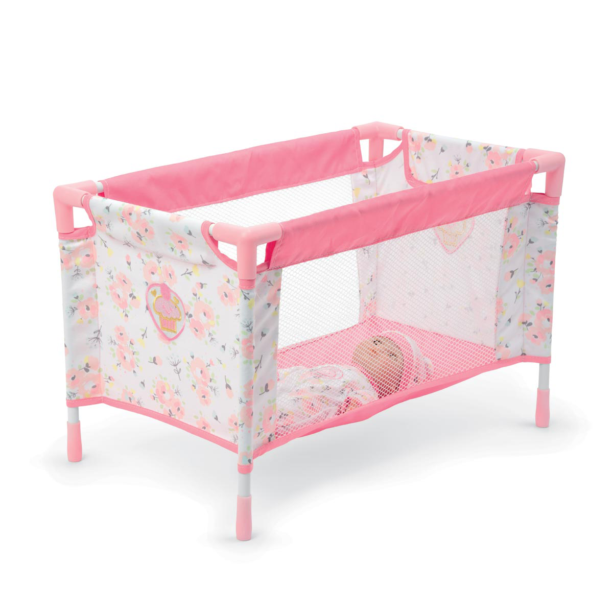 Cupcake Dolly Travel Bed Early Learning Centre