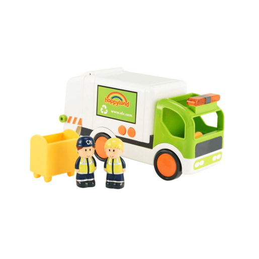 Happyland Lights and Sounds Refuse Lorry