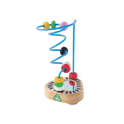 Early Learning Centre Wooden Highchair Toy