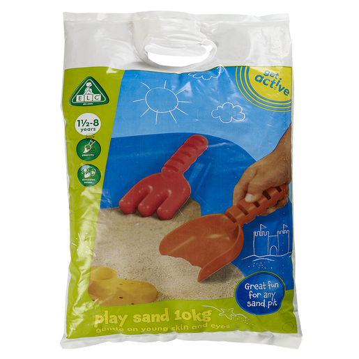 Early Learning Centre Children's Play Sand - 10kg bag