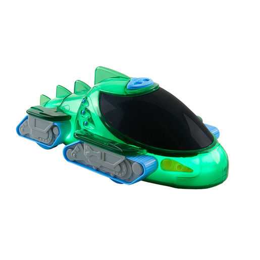 PJ Masks Light Up Racers Car - Gekko's Gekko-Mobile