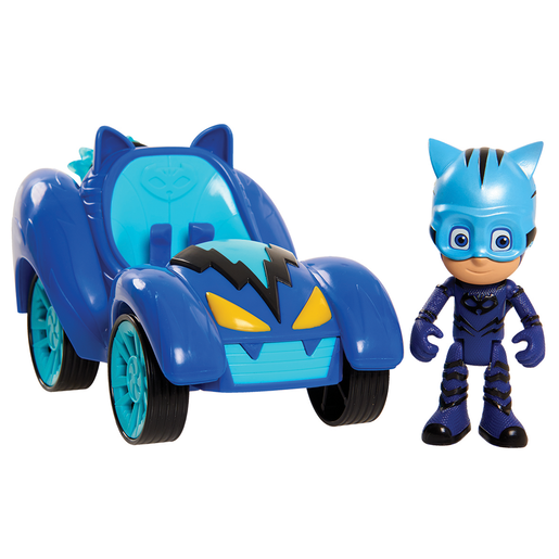 PJ Masks Hero Blast Vehicle - Catboy
