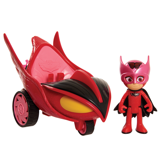 PJ Masks Hero Blast Vehicle - Owlette