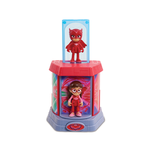 PJ Masks Transforming Figures Playset - Owlette
