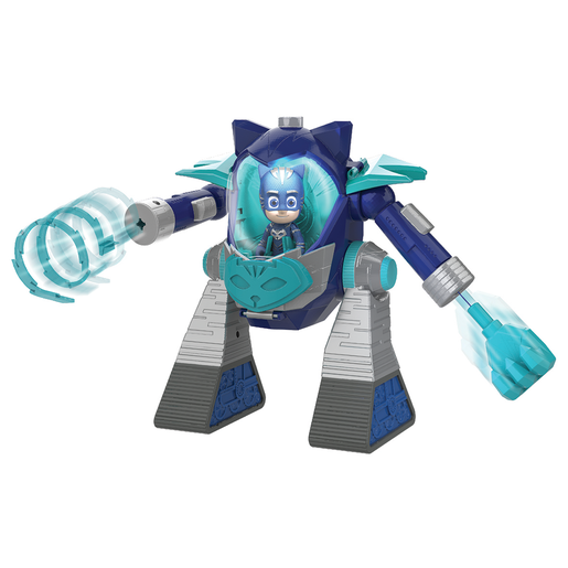 PJ Masks Turbo Mover Vehicle - Catboy