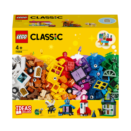 LEGO Classic Windows of Creativity Brickset - 11004