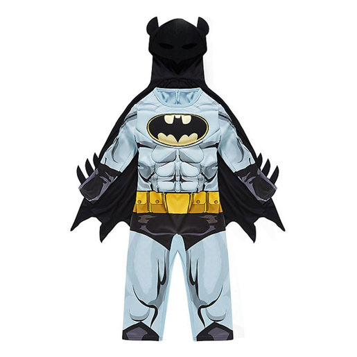 DC Comics Batman Fancy Dress Costume 5 - 6 Years Old