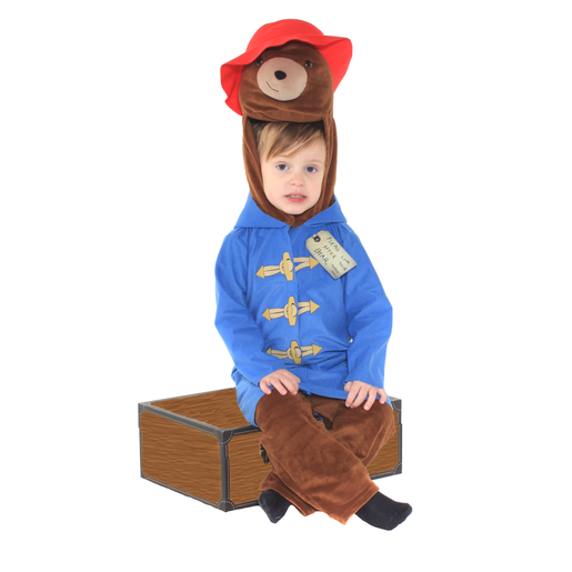 Paddington Bear Fancy Dress Costume