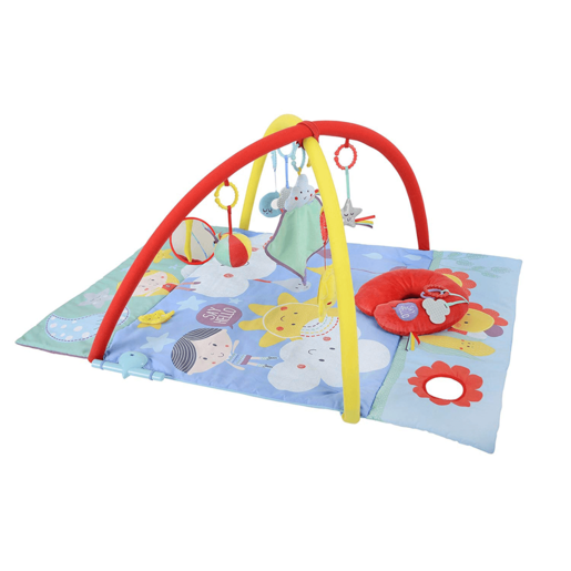 Say Hello 4in1 Discovery World Activity Mat