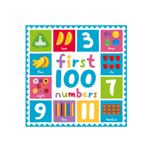 Early Learning Centre First 100 Numbers