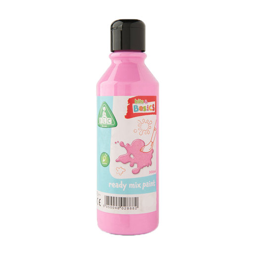 Early Learning Centre Ready Mix 300ml Paint - Pink