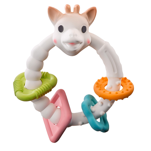 Sophie La Girafe - Giraffe So Pure Multi-textured Teether