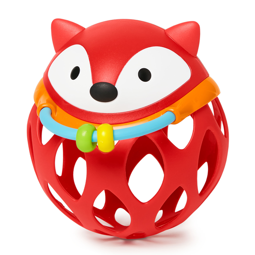 Skip Hop Explore and More Roll Around Toy - Fox