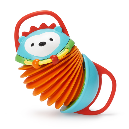 Skip Hop Explore & More Accordion Toy - Hedgehog
