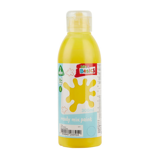 Early Learning Centre Bits & Basics Ready Mix Paint 300ml - Yellow