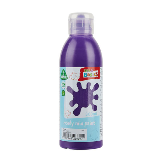 Early Learning Centre Ready Mix 300ml Paint - Purple